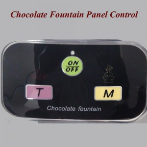 Chocolate Fountain panel control