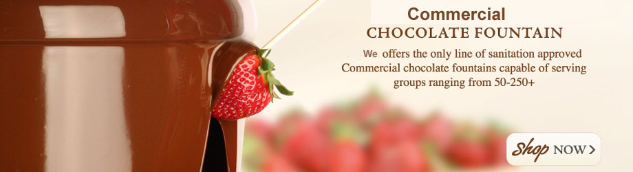 Shop Chocolate Fountain in Online Store