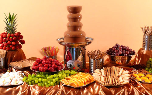Professional Chocolate Fountain For SaleCommercial Equipment