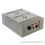 CP202 6kgs Commercial Chocolate Melter
