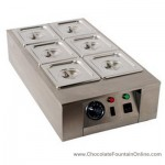 CP26 9kgs chocolate Melter Machine
