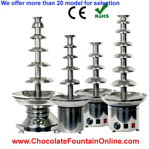 Chocolate Fountain In Japan 110v Chocolate Fountain Online