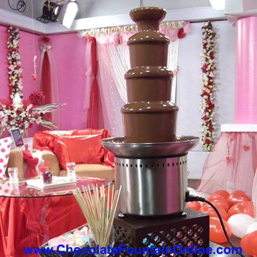CF24A Chocolate Fountain for Wedding