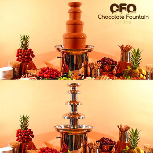 CF34B 4 tiers Pump Fountain $1280.00