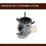Anti Stick Bowl System