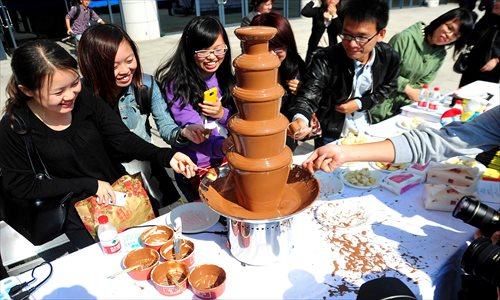 CFO Chocolate Fountain Machine for Sales
