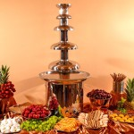 Commercial choco Fountain