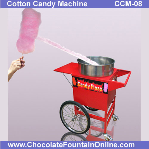 CCM08 Old Fashioned Cotton Candy Maker