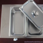 bain marie chocolate melting pot picture