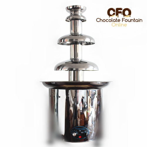 4 tiers commercial Fountain for CF53B