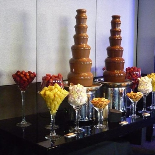 Large Chocolate Fountain Offer 120cm Height Amp 7 Tiers