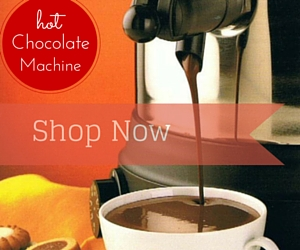 Hot Chocolate Machine  Serve a cup of Delicious hot chocolate drinking