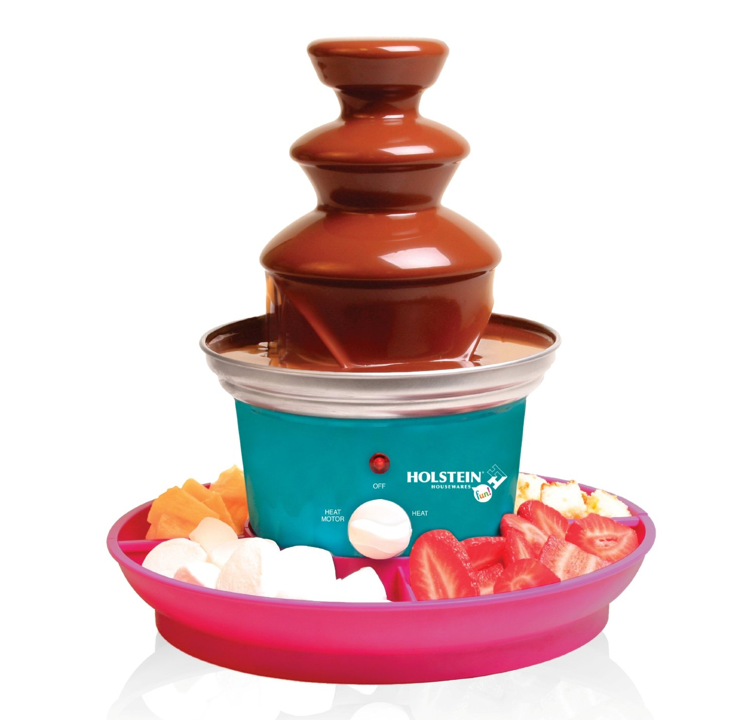 Home Chocolate Fountain manufacturer accepted OEM order
