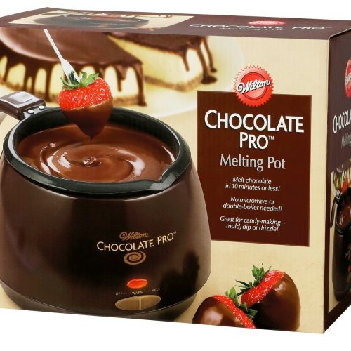 wilton chocolate melting pot