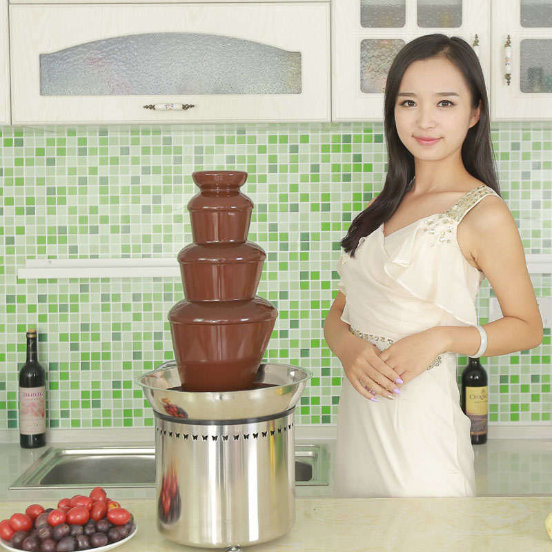 CFO 4 tiers Chocolate Fountain Starter at $299.00 Free shipping
