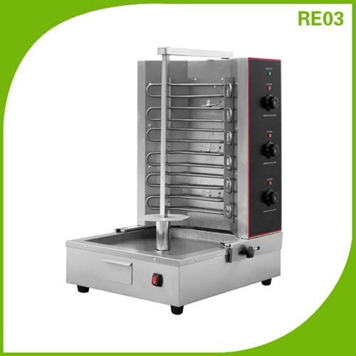 Electric Shawarma Kebab Machine Grill RE03