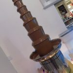 cfo chocolate fountain large one
